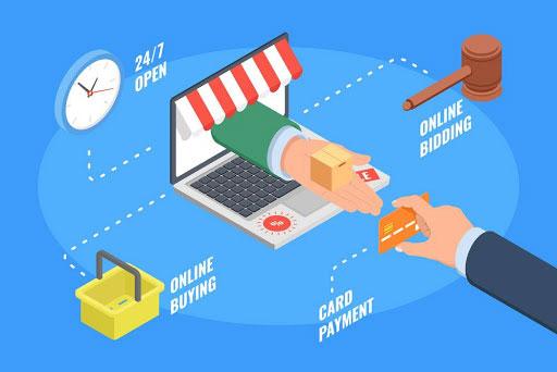 کسب و کارها چگونه اینترنتی می شوند؟