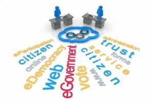 نقش طراحی وب سایت در دولت الکترونیک