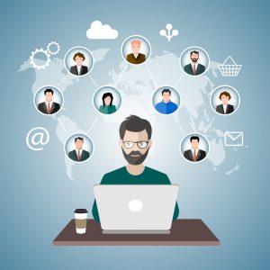 سیستم مدیریت فرآیندهای کسب و کار در دورکاری پرسنل