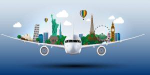 سیستم رزرواسیون آنلاین برای بلیط هواپیما