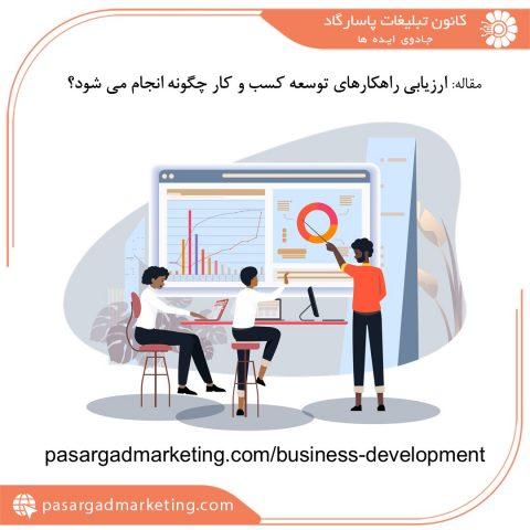 ارزیابی راهکارهای توسعه کسب و کار چگونه انجام می شود؟